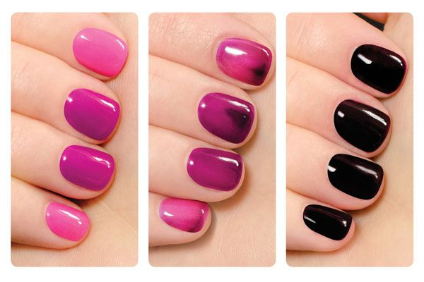 Orly Color Changing Nail Polish Summer Trends - Nail Polish Change Color - Best Nails 2018