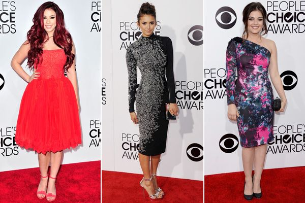 Choice Awards 2014 Dresses