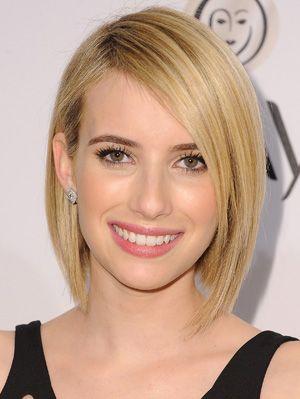 Emma Roberts Bob Haircut Emma Roberts Short Hair