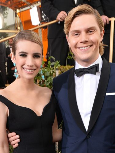 Emma roberts talks about evan peters how did emma roberts and evan emma roberts and evan peters m4hsunfo