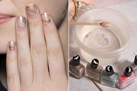 Water Marble Nails Tutorial Marble Nail How To