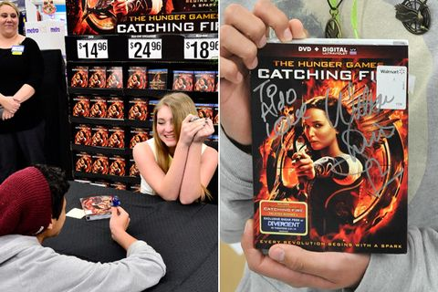 Willow Shields Ring Pop Proposal Willow Shields Hunger Games Dvd
