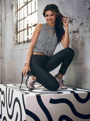 invadir ~ lado calcio  Selena Gomez Adidas NEO Summer Collection - Selena Gomez Fashion Line