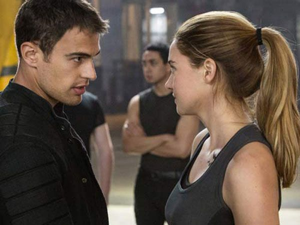 Are the main characters in divergent dating advice