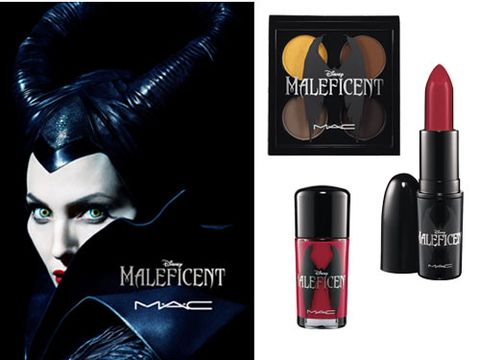 disney 39 s maleficent mac collection new beauty products. Black Bedroom Furniture Sets. Home Design Ideas