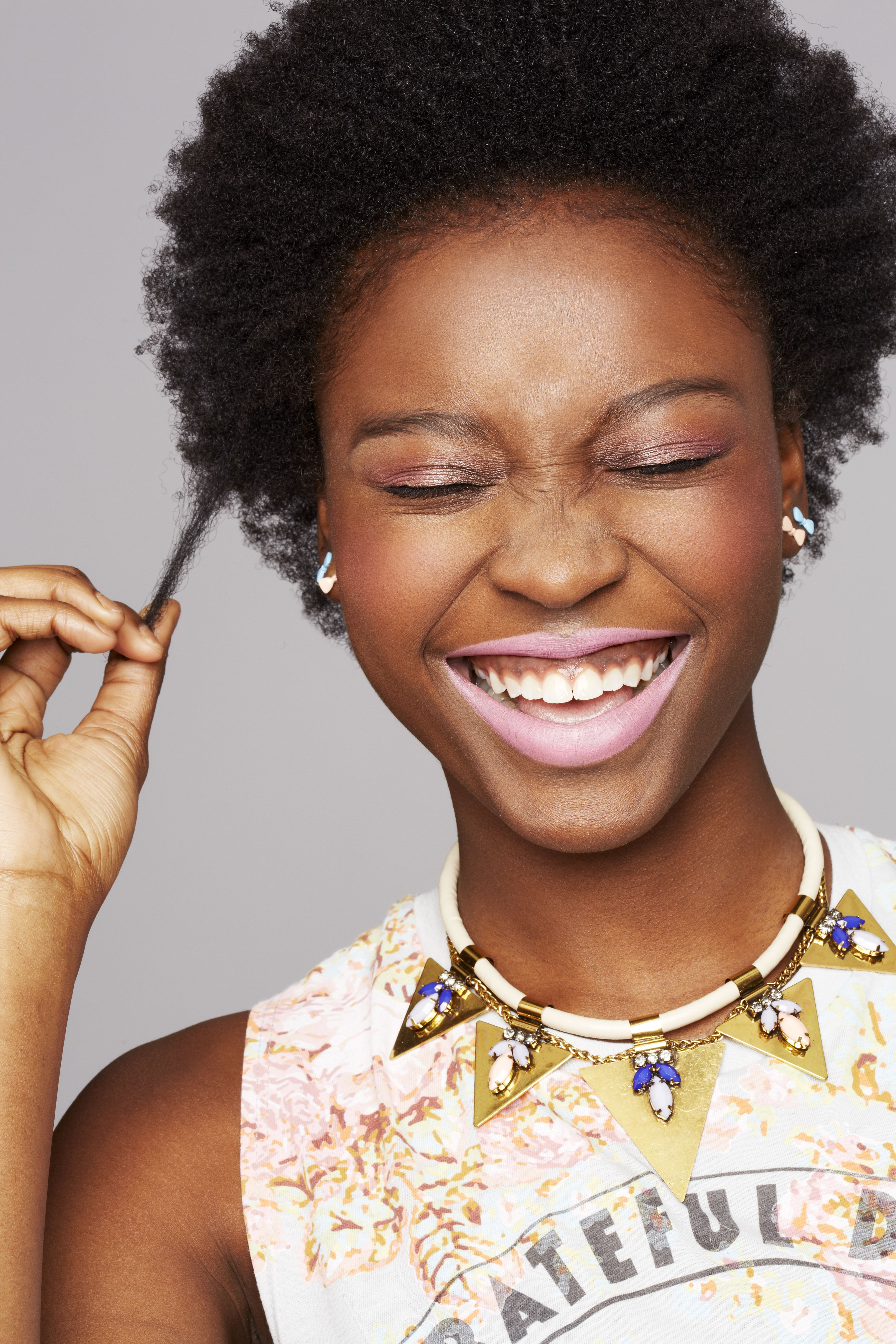 9 Stages Of Going Back To Your Natural Hair Transition From