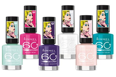 Rimmel London Rita Ora Nail Polish