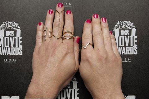 2014 VMAs Mani Cam - 2014 MTV Video Music Awards Red Carpet Accessories