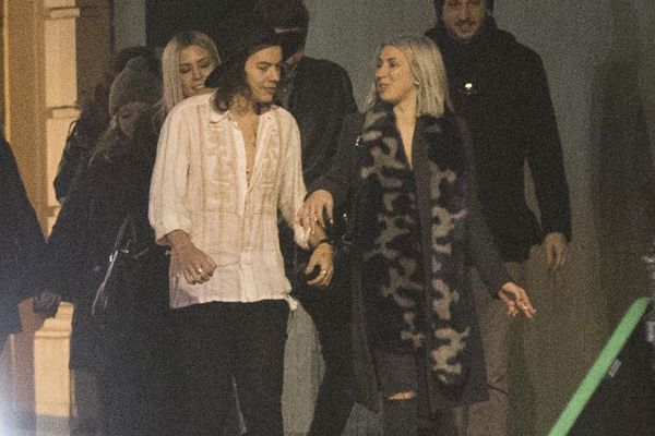 Cara delevingne harry styles dating