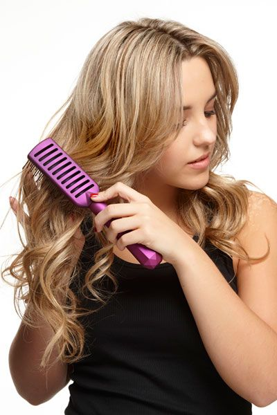 Mistakes You Make Brushing Your Hair How To Brush Your Hair