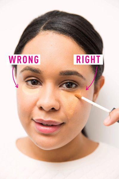 Genius Hacks For Fixing Makeup