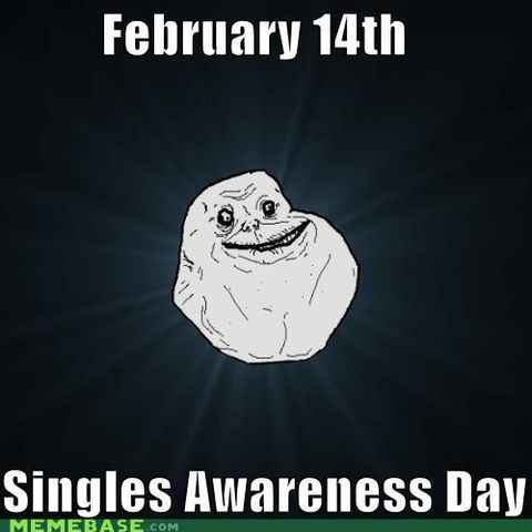 And You Want To Tell The Next Person Who Wishes You A Happy Valentines Day What February 14th Should Really Be Called