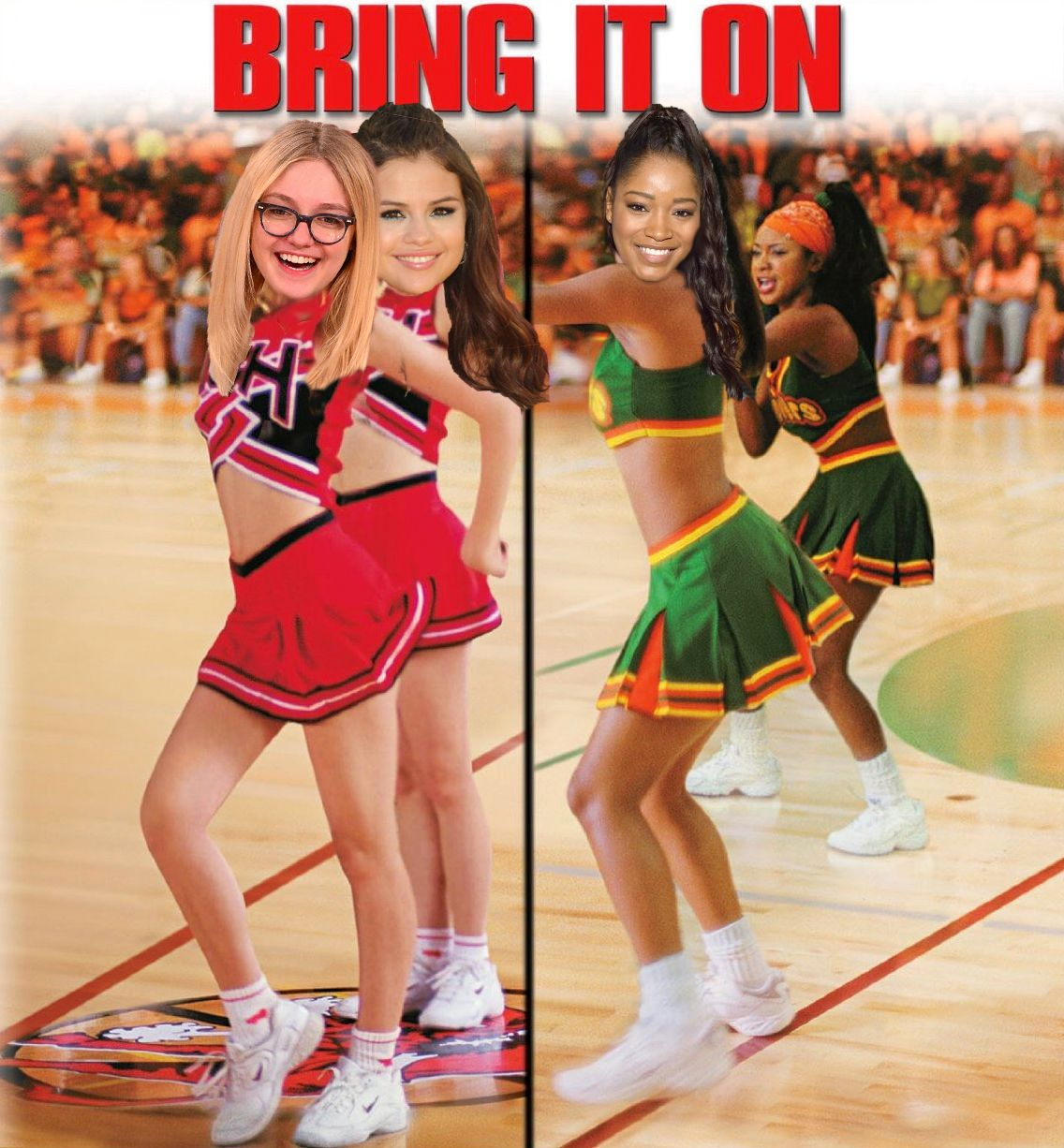 gabrielle union recasts bring it on for 2015 bring it on movie sequel
