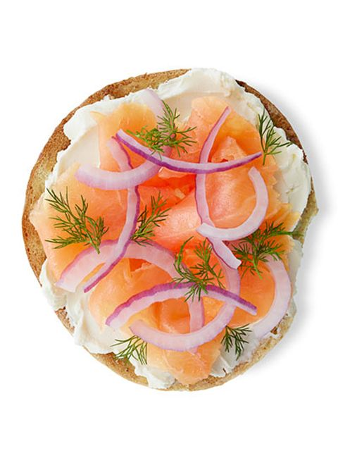 classic new york style toppings for your bagel