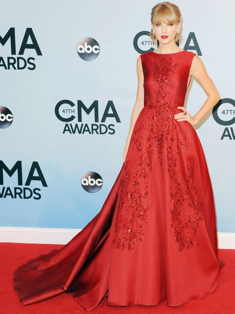 2013 Country Music Awards Best Dressed Dresses From The