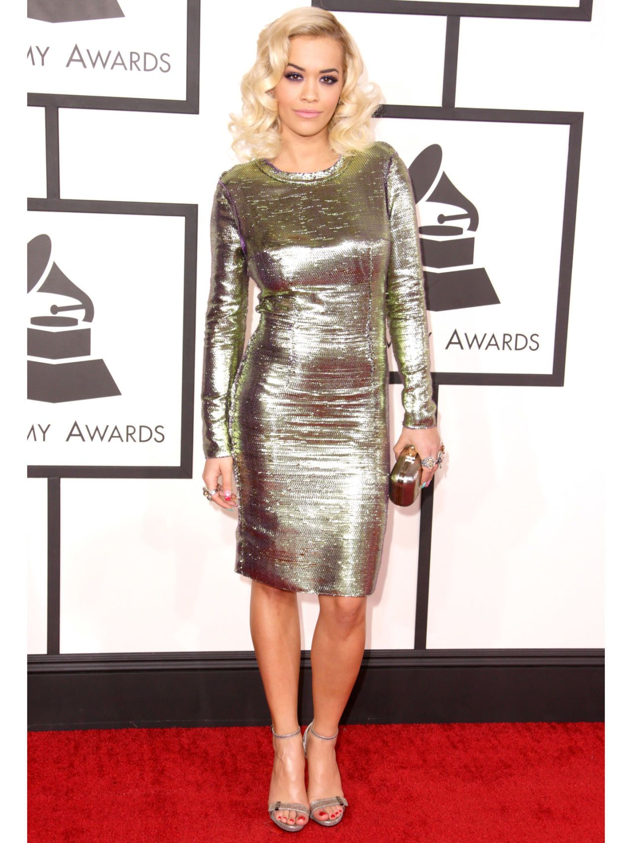 e4f7412de87 Best Dressed 2014 Grammy Awards - Celebrity Prom Dress Inspiration