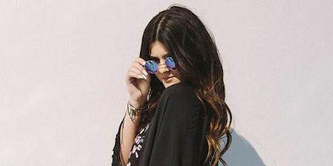 Celeb Inspo: Kylie Jenner