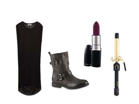 Product, Boot, Lipstick, Tints and shades, Beige, Cosmetics, Peach, Leather, Silver, Still life photography,