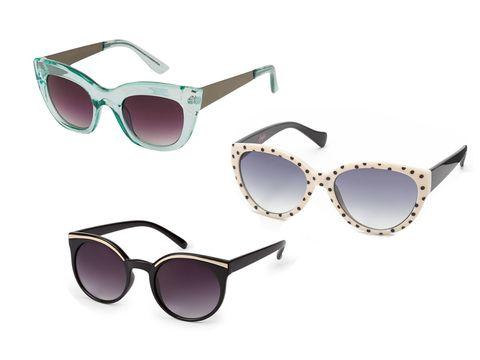 Cat Eye Sunglasses: Get the Look