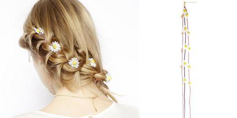 Flower Braid Strands