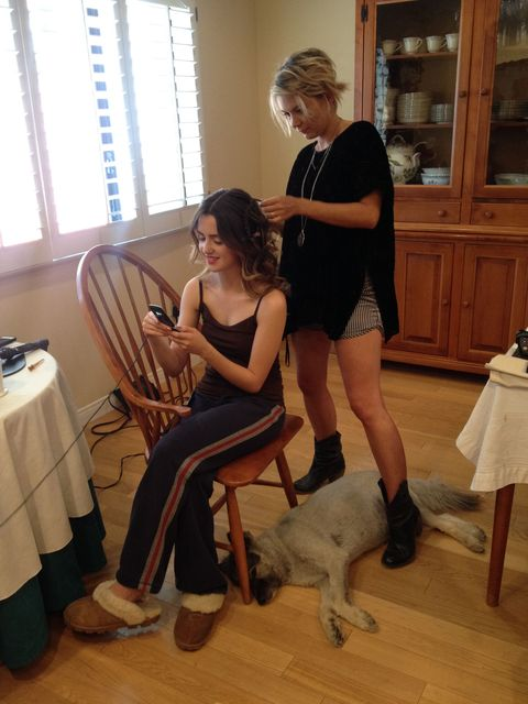 Laura Marano Prom Flip Book