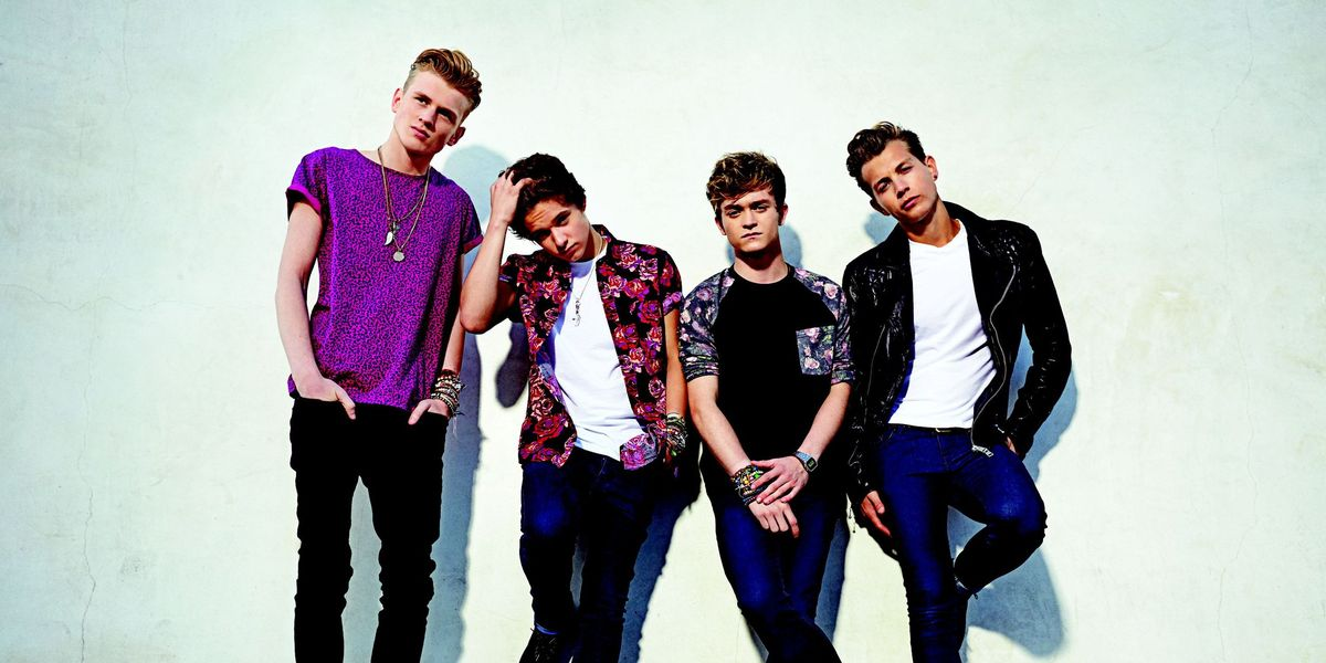 The Vamps Cover 'Sweater Weather'
