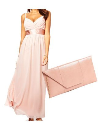 5 Celebrities Wearing Pale Pink How To Wear Light Pink