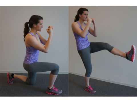 Get a Dauntless Body With These Moves From Divergent's Trainer!