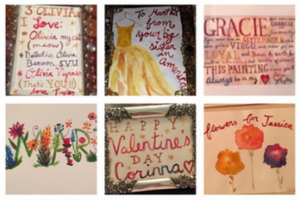 Taylor Swift Valentines Cards For Fans