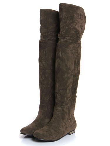 Brown, Boot, Riding boot, Leather, Knee-high boot, Tan, Beige, Khaki, Liver, Rain boot,