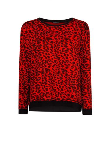 Product, Sleeve, Red, Textile, Pattern, Sweater, Woolen, Carmine, Maroon, Wool,
