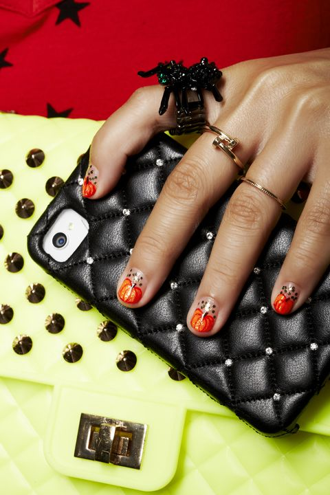15 Best Halloween Nail Art Ideas 2018 Cute Diy Halloween Nail Designs