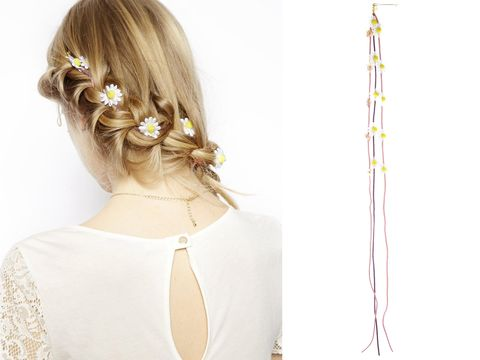 Flower Braid Strands
