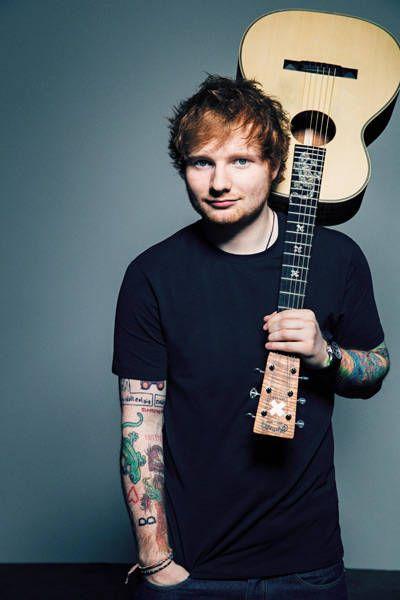 Ed Sheeran Girlfriend Athina Andrelos News — Ed Sheeran