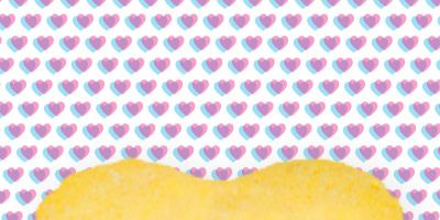 Yellow, Pattern, Heart, Text, Pink, Love, Purple, Magenta, Valentine's day, Peach,