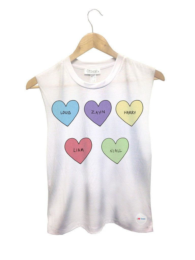 Design t shirt one direction - Best One Direction Clothes And Accessories For Fans One Direction Clothes