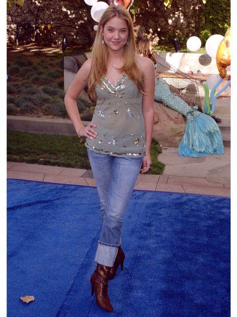 Ashley Benson—2006
