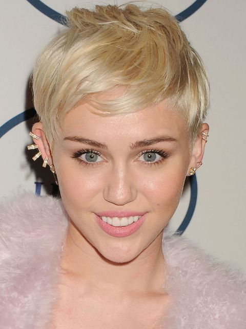 miley cyrus beauty makeover � pics of miley cyrus