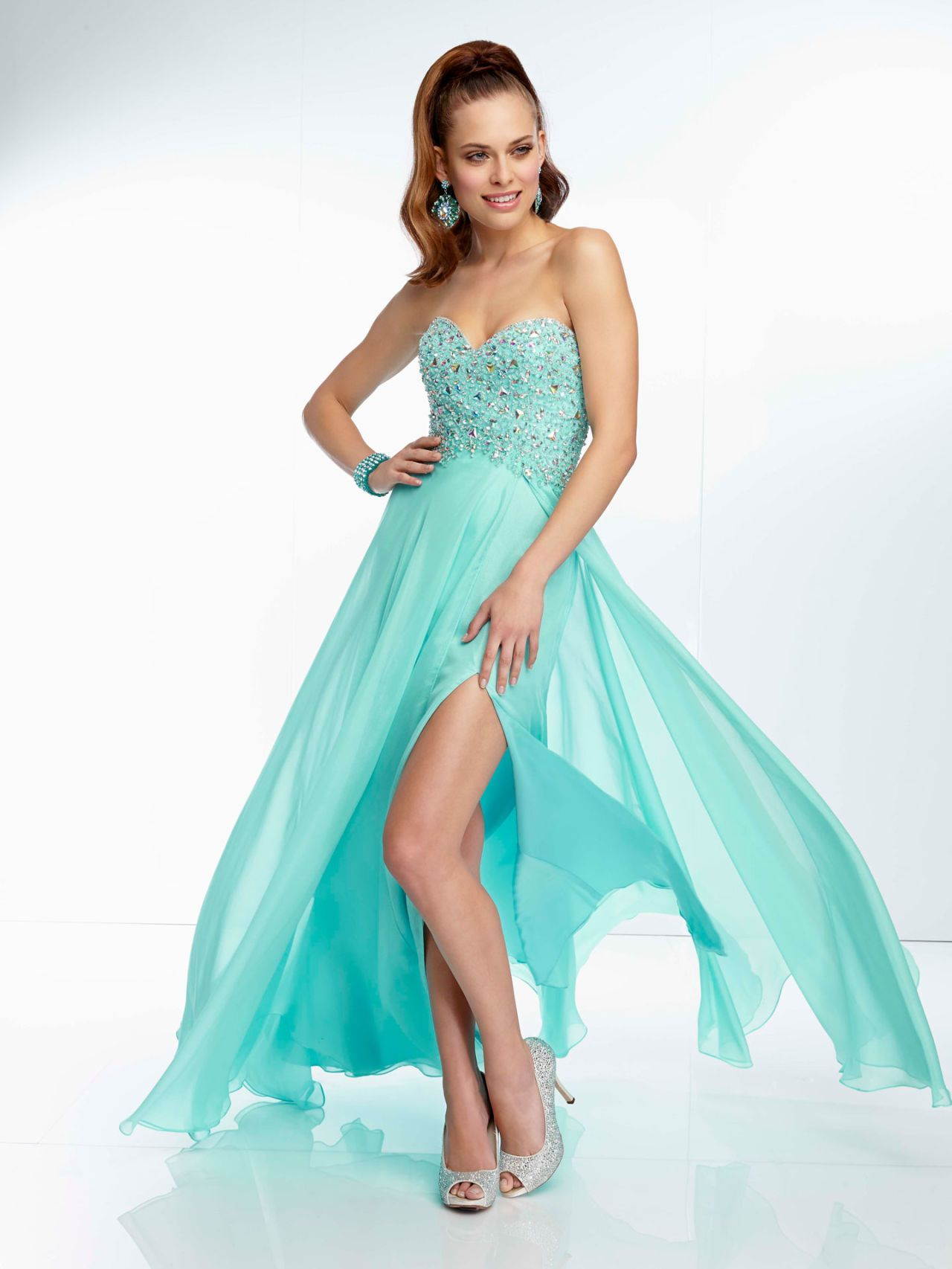Enchanting Trixxi Prom Dresses Vignette - All Wedding Dresses ...