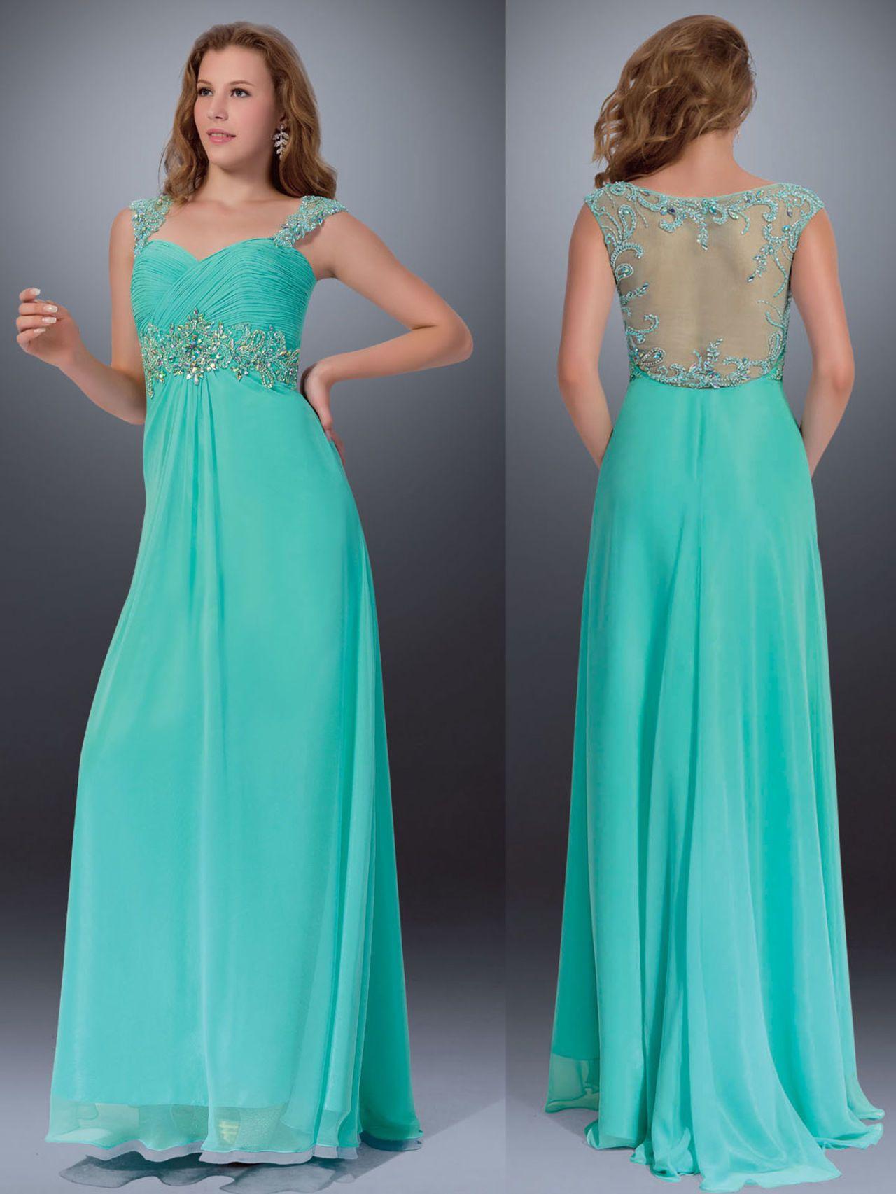 Green Prom Dresses - Prom Dress Trends 2014