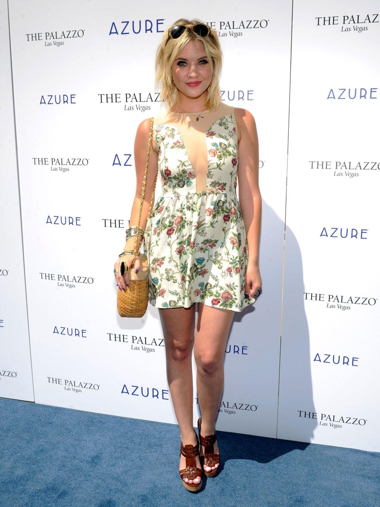 . Ashley Benson Style Pictures   Ashley Benson Fashion Makeover