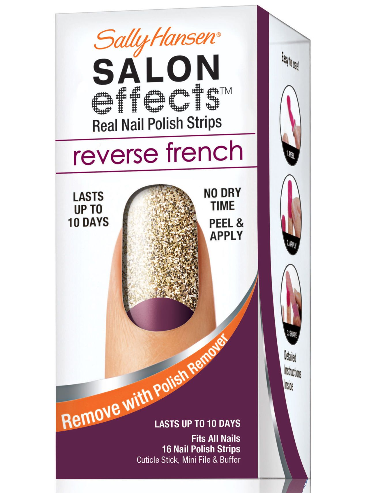 Sally Hansen Salon Effects Nail Stickers