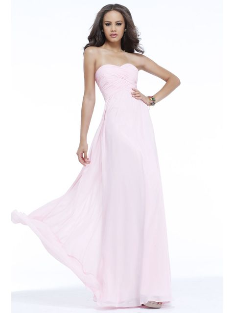 The Best Blush Prom Dresses - Prom Dress Trends 2014