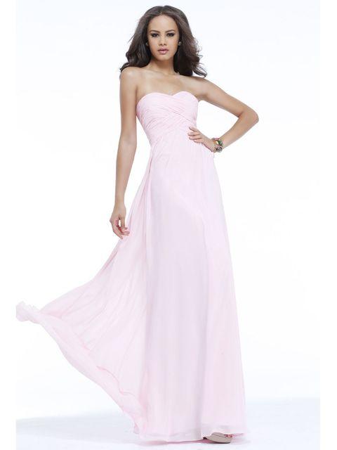 Blush Prom Dresses