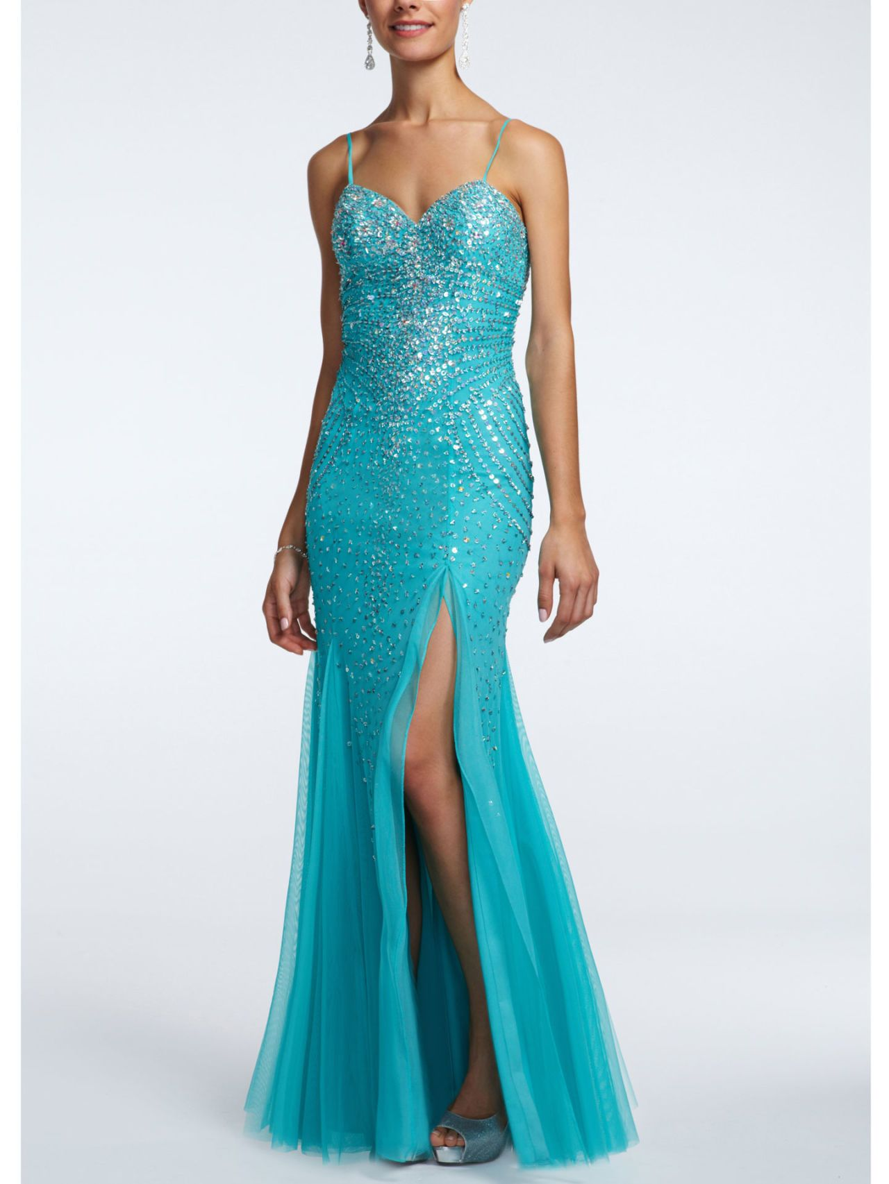Sequin Prom Dresses - Prom Dress Trends 2014