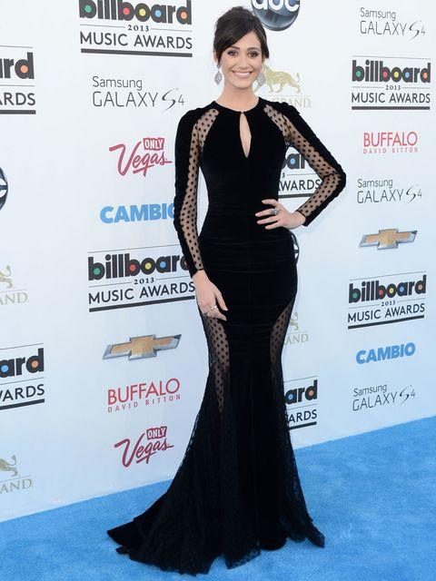 best sheer dresses billboard music awards 2013 bbma red