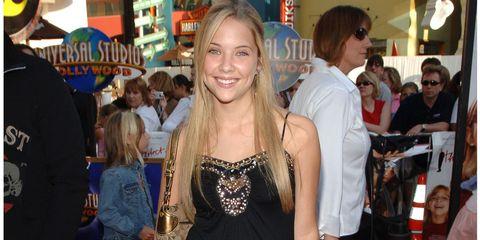 Ashley Benson—2005