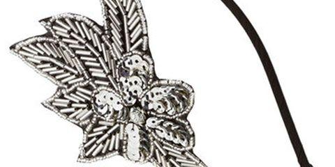 Silver Beaded Design