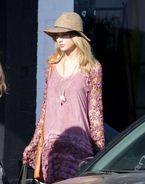 Taylor Swift: Fedora