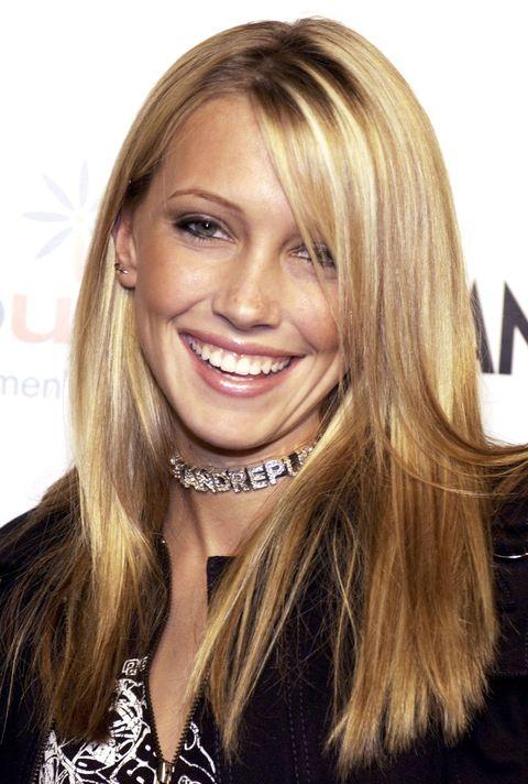 Katie Cassidy blonde